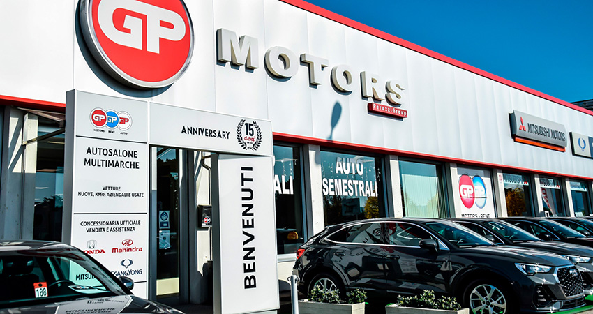 Sede Gp Motors Rent