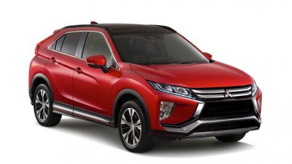 Eclipse Cross 2018, il SUV Coupé dello Shinobi